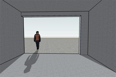 Άνοιγμα χωρίς αριστερό περιθώριο (χωρίς αριστερό λαμπά)
